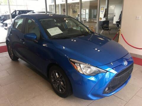 2020 Toyota Yaris Hatchback for sale at Adams Auto Group Inc. in Charlotte NC