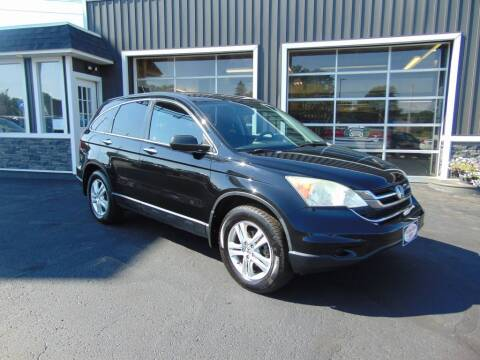 2010 Honda CR-V for sale at Akron Auto Sales in Akron OH