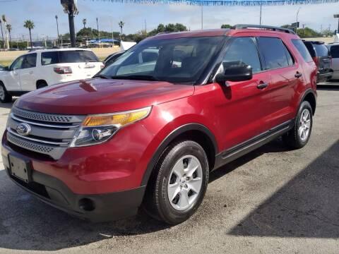 2014 Ford Explorer for sale at AUTOTEX IH10 in San Antonio TX