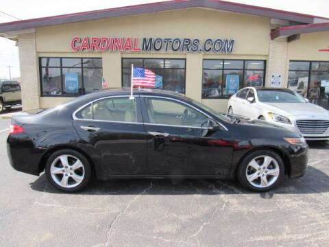 2014 Acura TSX for sale at Cardinal Motors in Fairfield OH