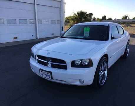 2010 Dodge Charger for sale at My Three Sons Auto Sales in Sacramento CA