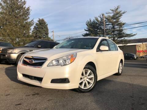 2012 Subaru Legacy for sale at Keystone Auto Center LLC in Allentown PA