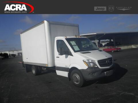2014 Mercedes-Benz Sprinter Cab Chassis for sale at BuyRight Auto in Greensburg IN