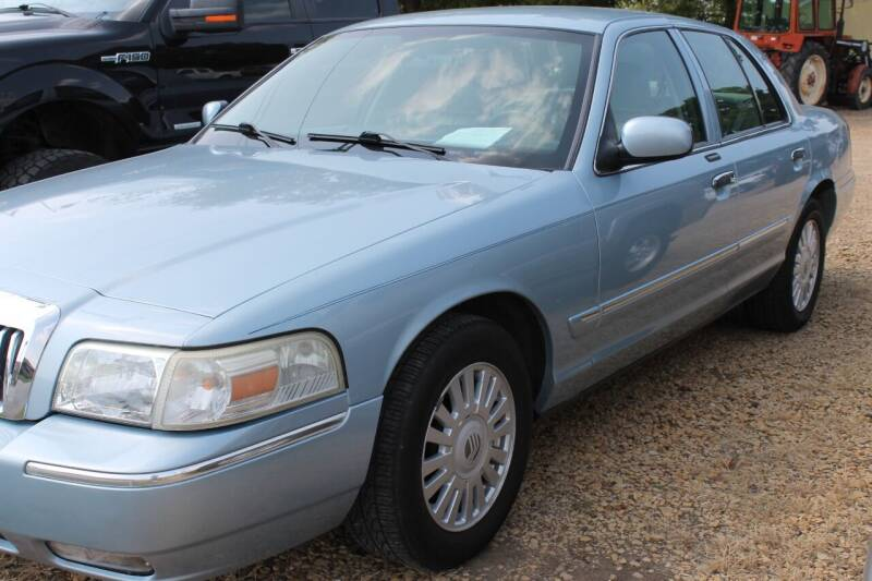 2008 Mercury Grand Marquis for sale at Abc Quality Used Cars in Canton TX