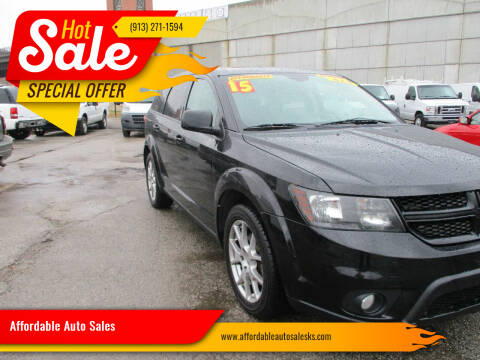 2015 Dodge Journey for sale at Affordable Auto Sales in Olathe KS