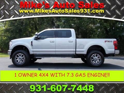 2021 Ford F-250 Super Duty for sale at Mike's Auto Sales in Shelbyville TN