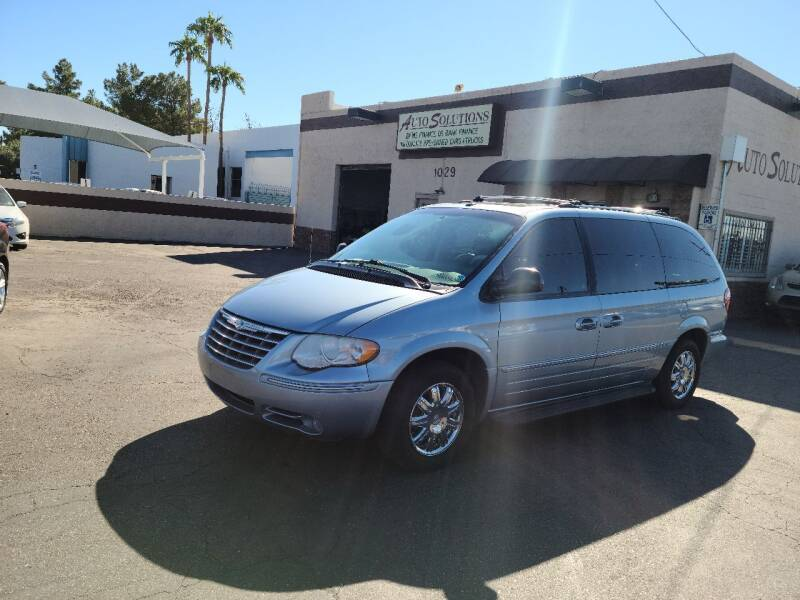 2006 Chrysler Town and Country for sale at Auto Solutions in Mesa AZ