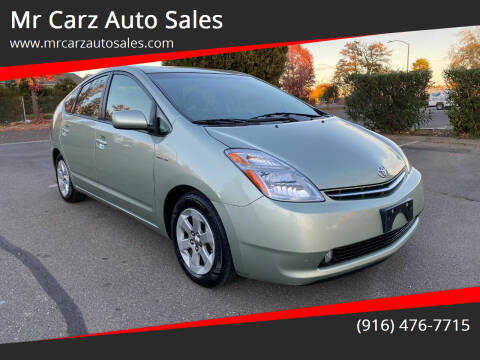 2008 Toyota Prius for sale at Mr Carz Auto Sales in Sacramento CA
