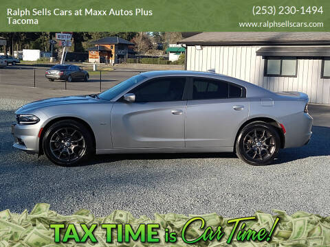 2018 Dodge Charger for sale at Ralph Sells Cars at Maxx Autos Plus Tacoma in Tacoma WA