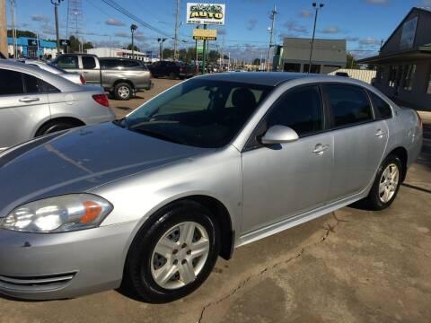 2009 Chevrolet Impala for sale at ARKLATEX AUTO in Texarkana TX