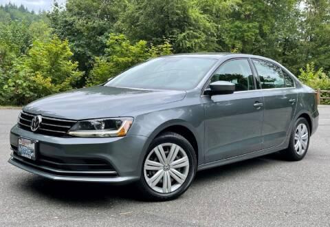 2017 Volkswagen Jetta for sale at Halo Motors in Bellevue WA