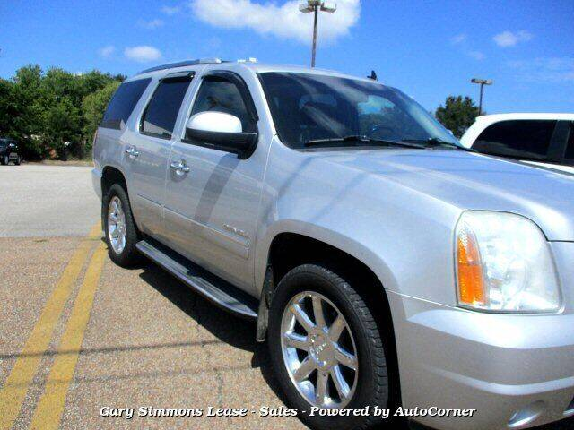 2011 GMC Yukon for sale at Gary Simmons Lease - Sales in Mckenzie TN