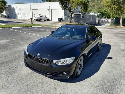 2014 BMW 4 Series for sale at Best Price Car Dealer in Hallandale Beach FL