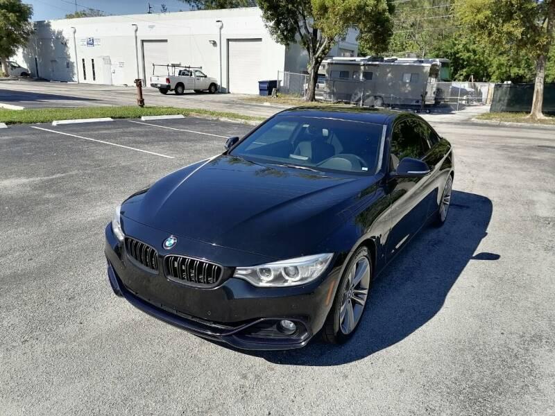 2014 BMW 4 Series for sale at Best Price Car Dealer in Hallandale Beach FL