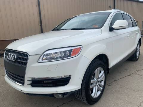 2009 Audi Q7 for sale at Prime Auto Sales in Uniontown OH