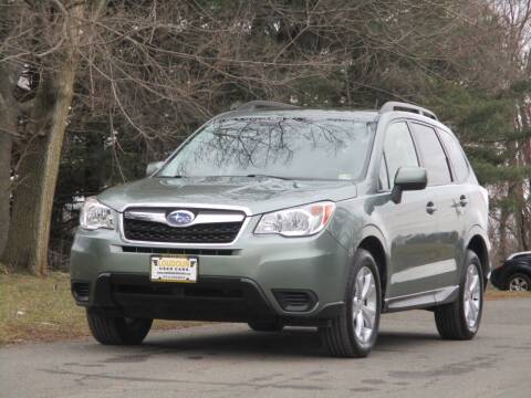 2014 Subaru Forester for sale at Loudoun Used Cars in Leesburg VA