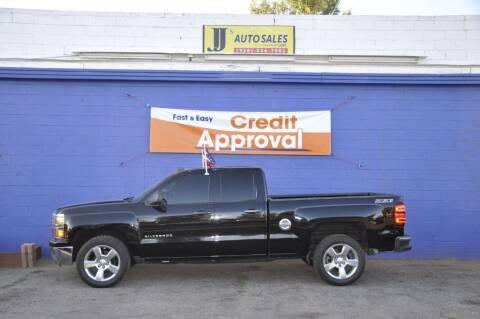 2014 Chevrolet Silverado 1500 for sale at Flagstaff Auto Outlet in Flagstaff AZ