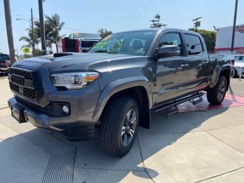 2018 Toyota Tacoma for sale at Auto Max of Ventura in Ventura CA