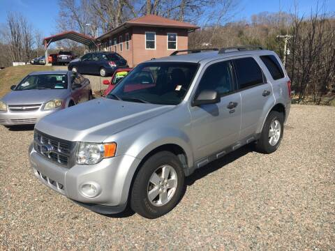 2012 Ford Escape for sale at R C MOTORS in Vilas NC