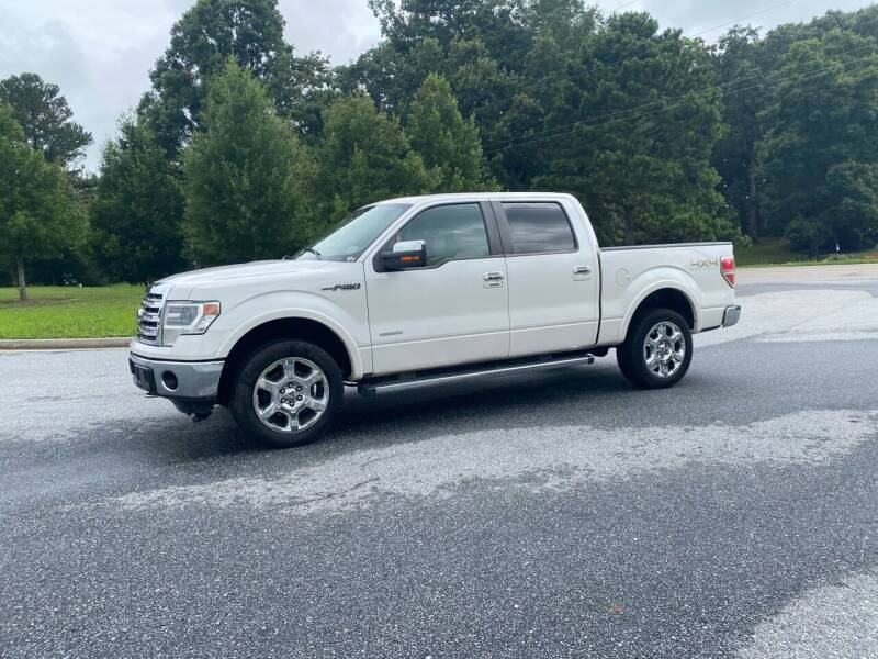 2014 Ford F-150 for sale at GTO United Auto Sales LLC in Lawrenceville GA
