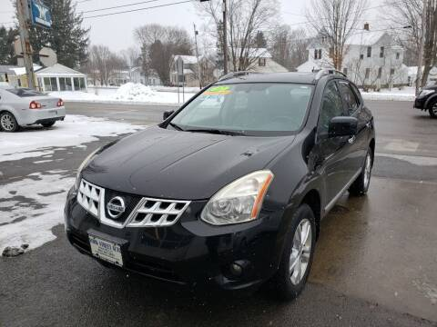 2012 Nissan Rogue for sale at York Street Auto in Poultney VT