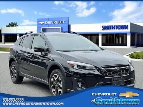 2020 Subaru Crosstrek for sale at CHEVROLET OF SMITHTOWN in Saint James NY