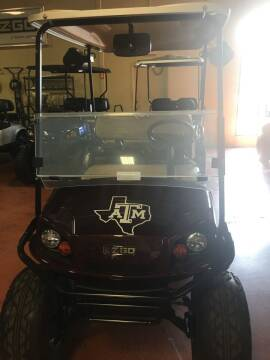 2015 EZGO S4 High Output  for sale at ADVENTURE GOLF CARS in Southlake TX