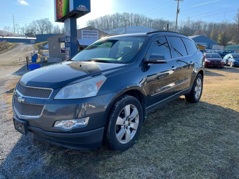 2011 Chevrolet Traverse for sale at ABINGDON AUTOMART LLC in Abingdon VA