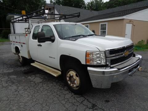 2012 Chevrolet Silverado 3500HD for sale at Liberty Motors in Chesapeake VA