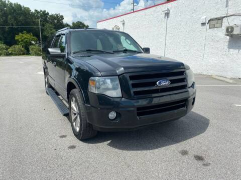 2010 Ford Expedition EL for sale at Consumer Auto Credit in Tampa FL