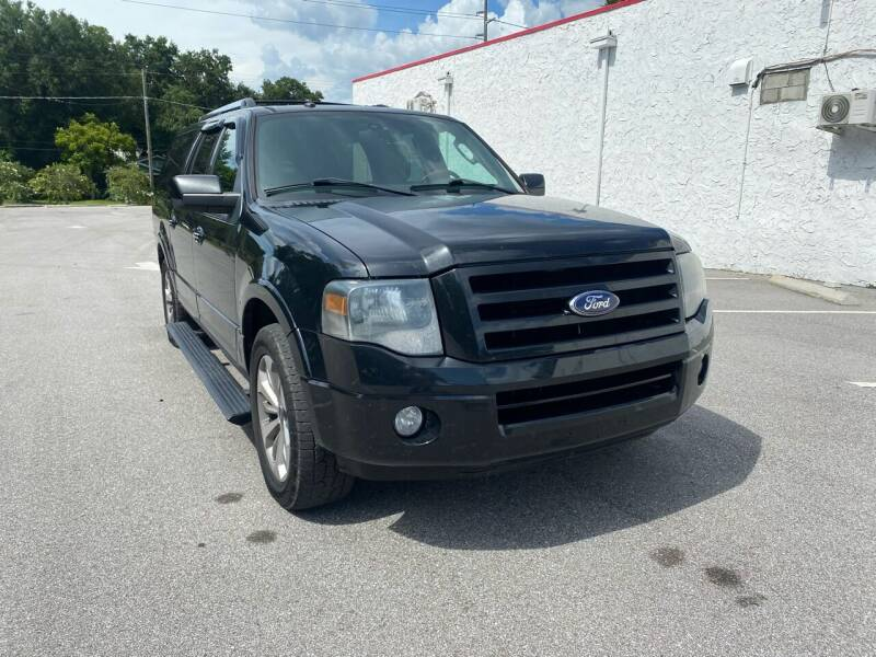 2010 Ford Expedition EL for sale at LUXURY AUTO MALL in Tampa FL