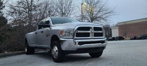 2016 RAM Ram Pickup 3500 for sale at CU Carfinders in Norcross GA