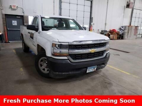 2016 Chevrolet Silverado 1500 for sale at Nyhus Family Sales in Perham MN