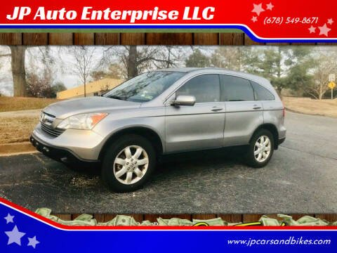 2007 Honda CR-V for sale at JP Auto Enterprise LLC in Duluth GA