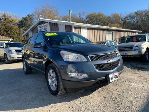 2011 Chevrolet Traverse for sale at Victor's Auto Sales Inc. in Indianola IA