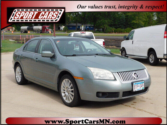2006 Mercury Milan for sale at SPORT CARS in Norwood MN