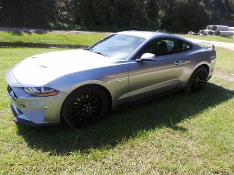 2020 Ford Mustang for sale at TIMBERLAND FORD in Perry FL
