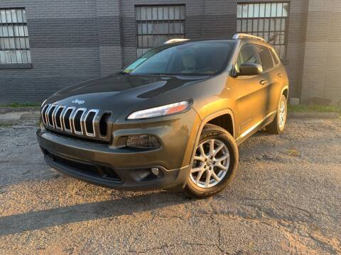 2016 Jeep Cherokee for sale at Craven Cars in Louisville KY