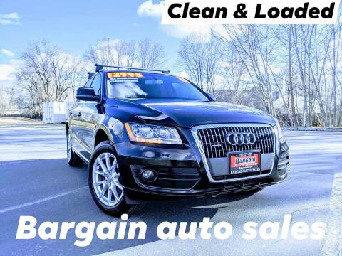 2012 Audi Q5 for sale at Bargain Auto Sales LLC in Garden City ID