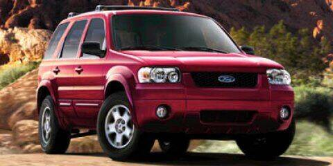 2007 Ford Escape for sale at QUALITY MOTORS in Salmon ID