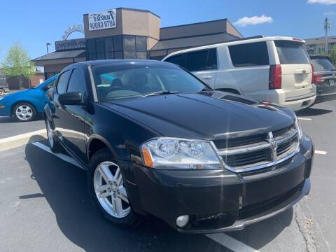 2010 Dodge Avenger for sale at FASTRAX AUTO GROUP in Lawrenceburg KY