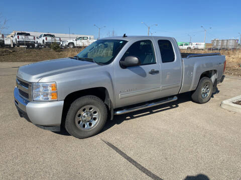 2011 Chevrolet Silverado 1500 for sale at Truck Buyers in Magrath AB