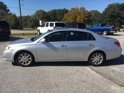 2010 Toyota Avalon for sale at TAVERN MOTORS in Laurens SC