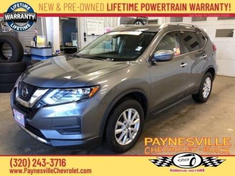 2020 Nissan Rogue for sale at Paynesville Chevrolet - Buick in Paynesville MN