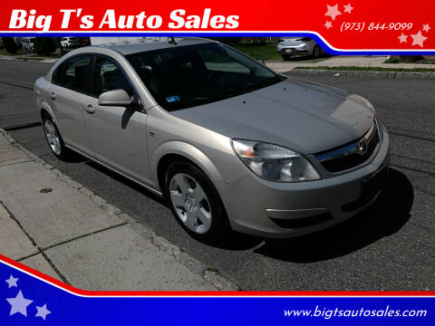 2009 Saturn Aura for sale at Big T's Auto Sales in Belleville NJ