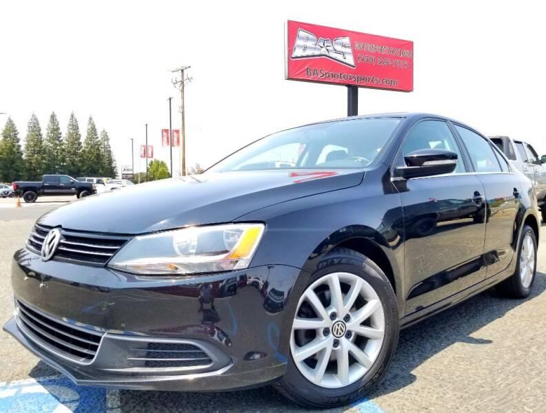 2013 Volkswagen Jetta for sale at BAS MOTORSPORTS in Clovis CA