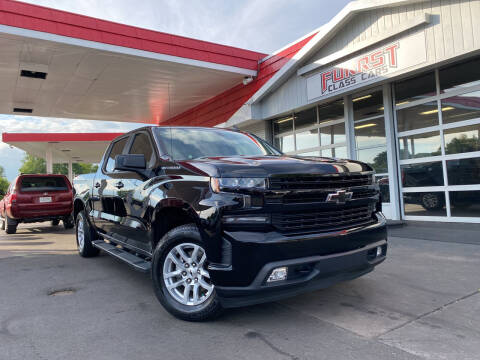 2019 Chevrolet Silverado 1500 for sale at Furrst Class Cars LLC in Charlotte NC