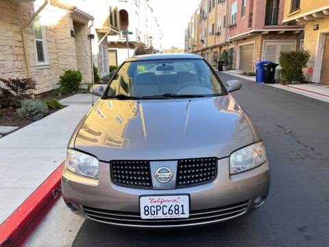 2005 Nissan Sentra for sale at Hi5 Auto in Fremont CA