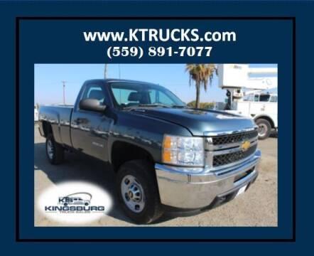 2012 Chevrolet Silverado 2500HD for sale at Kingsburg Truck Center in Kingsburg CA