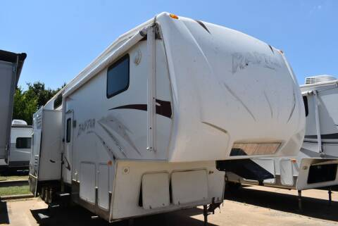 2008 Keystone Raptor 3812 for sale at Buy Here Pay Here RV in Burleson TX